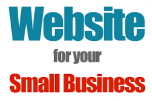 Creating Small Business Website