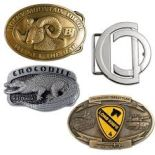 belt buckles making
