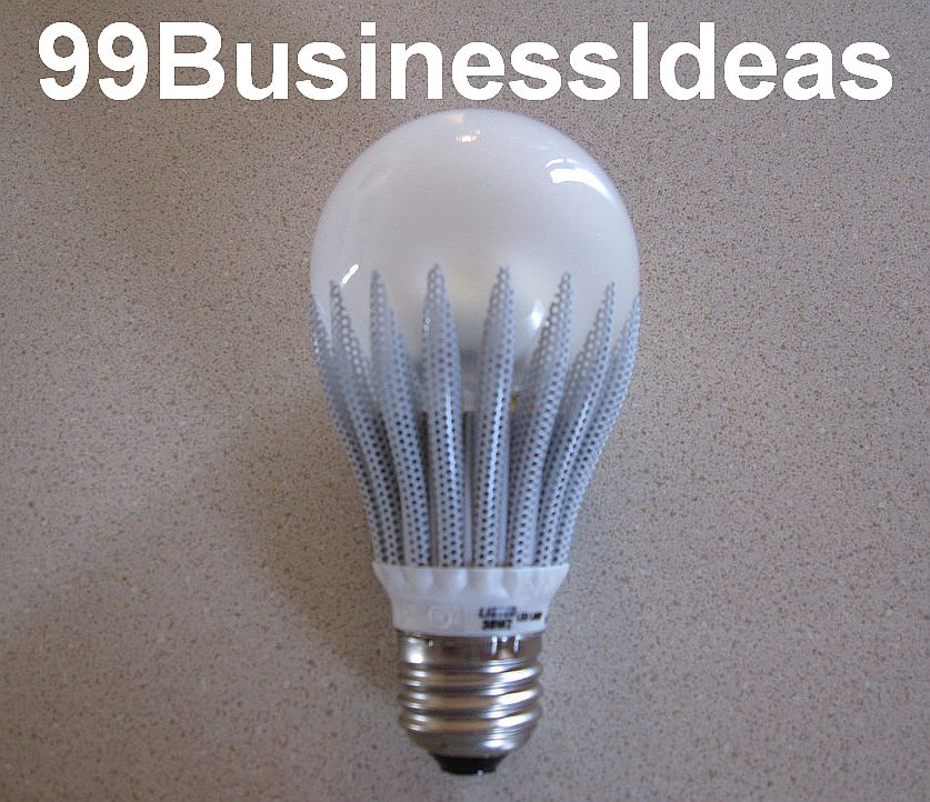 Led Bulb Manufacturing Process: LED Light Manufacturing Business Plan Sample Checklist