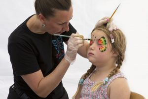 face painting business plan