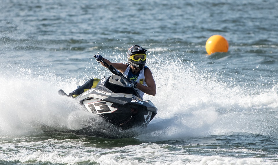 how to make money with a jetski