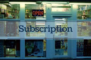 subscription business ideas