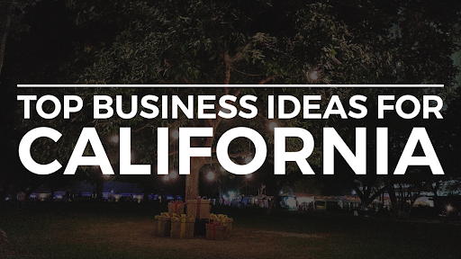 business ideas in california