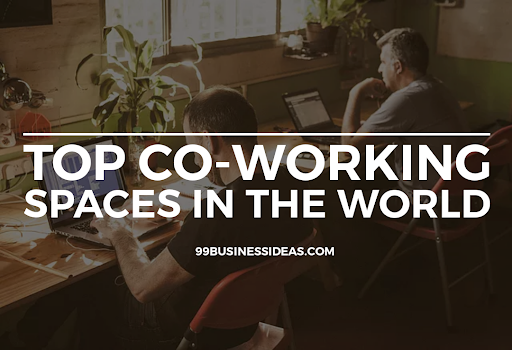 coworking spaces in the world