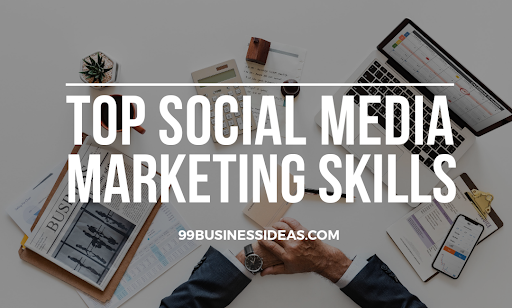 social media marketing skills