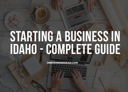 how to start business idaho