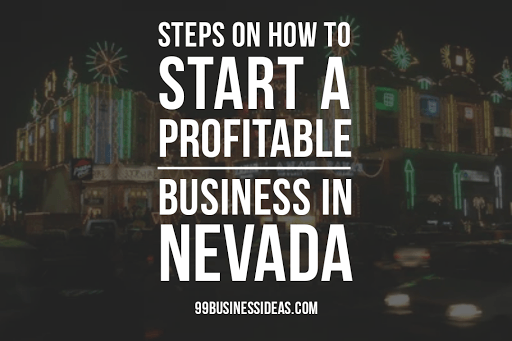 start a business in nevada