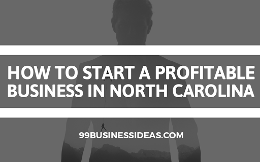 start a business in north carolina