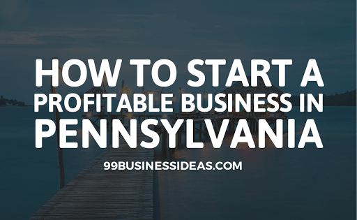 start a small business in pennsylvania