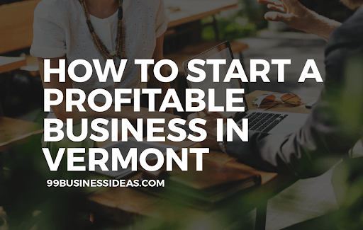 start a business in vermont