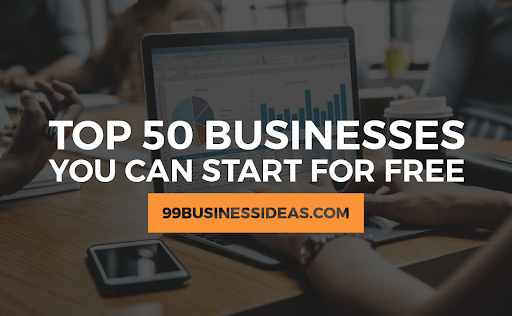 50 top zero investment business ideas