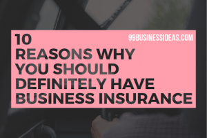 why i need business insurance